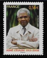 N° 4352 PERSONNALITE AIME CESAIRE NEUF ** TTB COTE 1,80 € - Frankreich