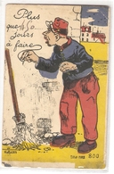 CPH 1135  OLD POSTCARD , HUMOR FANTASY  , Signed NORWINS - Humor