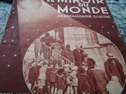 MONDE/BESSONCOURT TARDIEU  /PUY VELAY /HINDENBURG / /SAINT NAZAIRE /CHINOIS PARIS /MONTMARTRE /CHANGAI/VIMY /HUMORISTES - Livres, BD, Revues