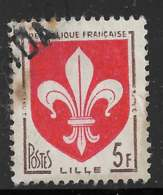Maury 1186 - 5 F Lille - O - Usados