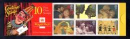 GRANDE-BRETAGNE 1995 - Carnet YT C1799a - SG KX7a - NEUF** MNH - Greetings Stamps - Carnets