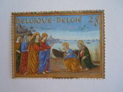 België Belgique 1993 Geschiedenis Histoire Missale Romanum Matthias Corvinus Missel De Mathias Cob Yv 2494 MNH ** - Belgique