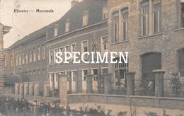 Fotokaart Klooster  - Moorsele - Wevelgem