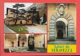 Seravezza (LU) - Viaggiata - Andere Städte