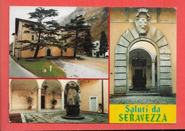 Seravezza (LU) - Viaggiata - Italia