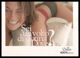 DOVE (CONCORSO) / Parfum - Profumo - Scent - Geruch - Beauty - Bellezza (PROMOCARD 3585) - Moda