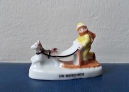 - Fève - UN MUSCHER - - Sport