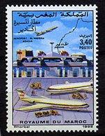 Roy. Maroc ** N° 1136 - Aéroport D'Agadir - Morocco (1956-...)
