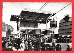 Liège. Exposition Internationale De 1939. Station Du Téléphérique. Publicité Stores Cachelux. - Liege