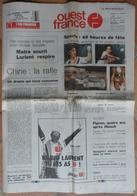 24 H Du Mans 1989.Doublé Mercedes.Papin,un Doublé Pour L'O.M.Tennis, Michael Chang, Arantxa Sanchez.Fignon Tour D'Italie - Desde 1950