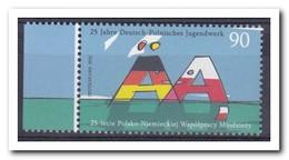 Duitsland 2016, Postfris MNH, MI 3249, 25 Years German-Polish Youth Organization - [7] West-Duitsland
