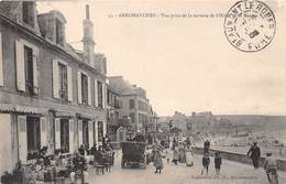 ARROMANCHES - Vue Prise De La Terrasse De L'Hôtel De La Marine - Arromanches