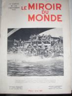 PARIS NATATION/VIRGINIE HERRIOT LE VESINET/BRIAND COCHEREL/NATURISME ILE DU LEVANT/GOLF/SALEVE TELEFERIQUE - 1900 - 1949