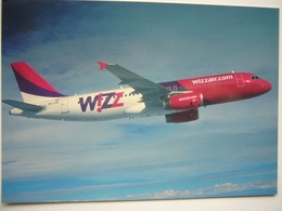 Avion / Airplane / WIZZ AIR / Airbus A320-233 / Airline Issue - 1946-....: Ere Moderne