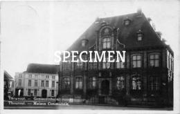 Fotokaart Gemeentehuis - Torhout - Torhout