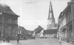 Fotokaart Markt En Kerk - Torhout - Torhout