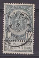 N° 53 KNOCKE - 1893-1907 Coat Of Arms