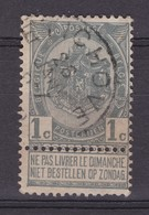 N° 53 Défauts ETICHOVE - 1893-1907 Coat Of Arms
