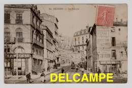 DF / 34  HERAULT / BÉZIERS / LA RAMPE / 1904 - Beziers