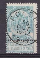 N° 56  FOSSES - 1893-1907 Coat Of Arms