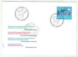 Suisse /Schweiz/Svizzera/Switzerland // FDC  // 2007 // Timbre De Service De L'UPU - FDC