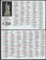 # Calendario Tascabile - Madonna Della Rosa - Anno 2020 - Calendari
