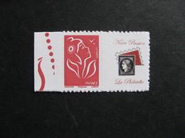TB  N° 3802Ac , Neuf XX. Petite Vignette Privée. - Francia