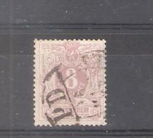 COB 29a Lilas - Obl/gest/used (à Voir) - 1869-1883 Leopold II