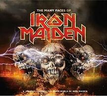 Iron Maiden - X3 CDS Albums - The Many Faces Of Iron Maiden - Hard Rock & Metal