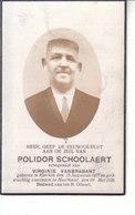 Polidor Schoolaert (1877-1938) - Images Religieuses