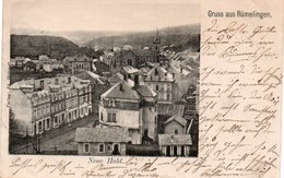 RUMELINGEN-NEUE HALD - Cartes Postales