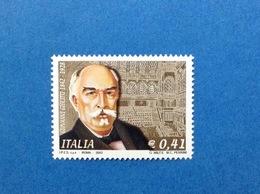 2003 ITALIA GIOLITTI STATISTA POLITICO FRANCOBOLLO NUOVO ITALY STAMP NEW MNH** - 1946-.. République
