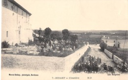 CPA 64 - BIDART, Cimetiere - Bidart