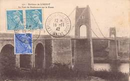 Environs De Lorient - Le Pont Sur Le Blavet - Expo Philatélique 1942 - France