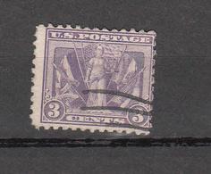 1919  N° 224   N° 224  OBLITERE    CATALOGUE  YVERT&TELLIER - United States