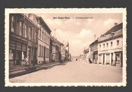 Sint-Gillis-Waas - Kronenhoekstraat - Uitgave Em. Van Den Bosch - Sint-Gillis-Waas