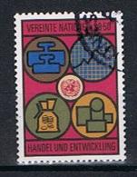 Verenigde Naties Wenen Y/T 35 (0) - Centre International De Vienne
