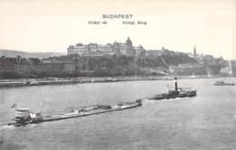 Budapest - Köngl.Burg - Hongrie