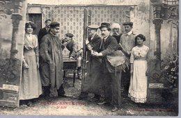 CHATEL SUR MOSELLE  -  Chatel-Revue 1912  -  2e Acte  -  Magnifique Animation  -  2 Scans - Chatel Sur Moselle