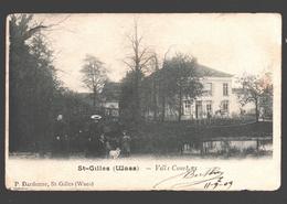 Sint-Gillis-Waas / St-Gilles (Waes) - Villa Courtens - 1909 - Enkele Rug - Sint-Gillis-Waas