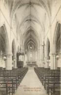 51 - TOURS SUR MARNE - La Nef De L'Eglise - Altri Comuni