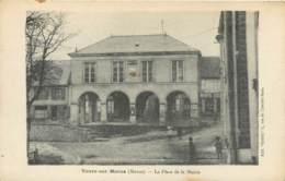 51 - TOURS SUR MARNE - La Place De La Mairie - Altri Comuni