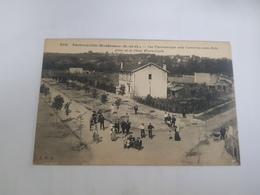 SARTROUVILLE MONTESSON - Place Pierre Curie - Carrieres Sous Bois - Sartrouville