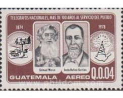 Ref. 619204 * MNH * - GUATEMALA. 1985. TELEGRAFOS NACIONALES - Guatemala