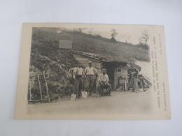 Abri Du Gardien Du Génie Chargé Du Soin D'une Source Dans La Somme - Francia