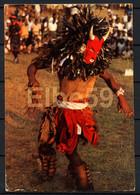 Zambie, Danceur Nyaum écrite 1977, Timbre - Zambia