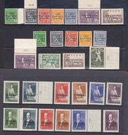 Finlandia  1941 CARELIA ORIENTALE   Collezione Cpl. Yv. 1-28 Nuovi MNH ** - Emissioni Locali