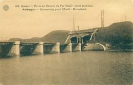 Antwerpen Berchem - Ijzerenweg Poort - Porte Du Chemin De Fer - Antwerpen