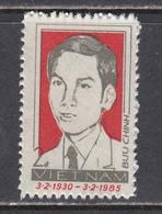 Vietnam 1984 - 55 Years Communist Party Of Vietnam, Mi-Nr. 1553, MNH** - Vietnam