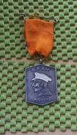 Medaille :Netherlands  -  G.p.s.v. Gouda  / Vintage Medal - Walking Association - Nederland